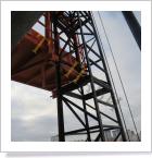 Подъемник грузовой строительный ПМГ-1